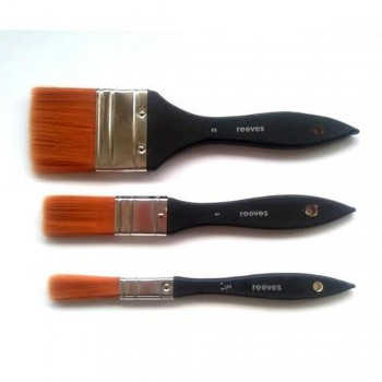 REEVES BRUSH 3 FILAMENT SPALTERS