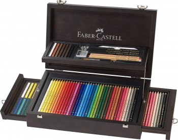 FABER-CASTELL EXCLUSIVO SET MALETIN
