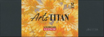 TITAN ÓLEO EXTRA FINO SET 12 UDS