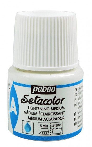 PEBEO SETACOLOR MÉDIUM ACLARADOR 45 ML