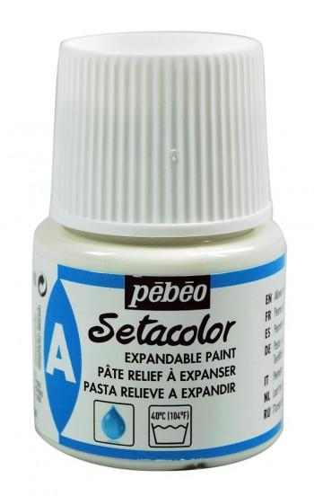 PEBEO SETACOLOR PASTA RELIEVE PARA EXPANDIR 45 ML