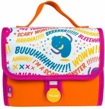 MILAN MULTIPENCILCASE SCARY MONSTERS