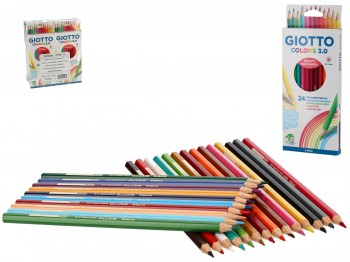 GIOTTO COLORS 3,0 LAPICES ACUARELABLES SETS