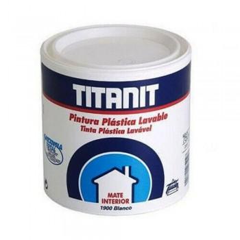 TITAN TITANIT BLANCO MATE INTERIOR 750 ML
