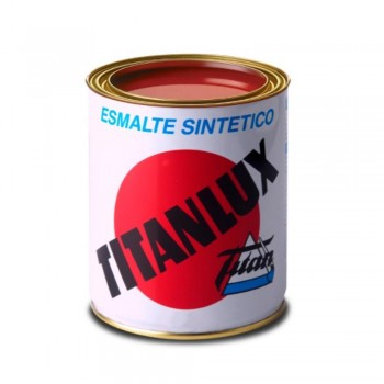 TITANLUX ESMALTE SINTÉTICO PLATA