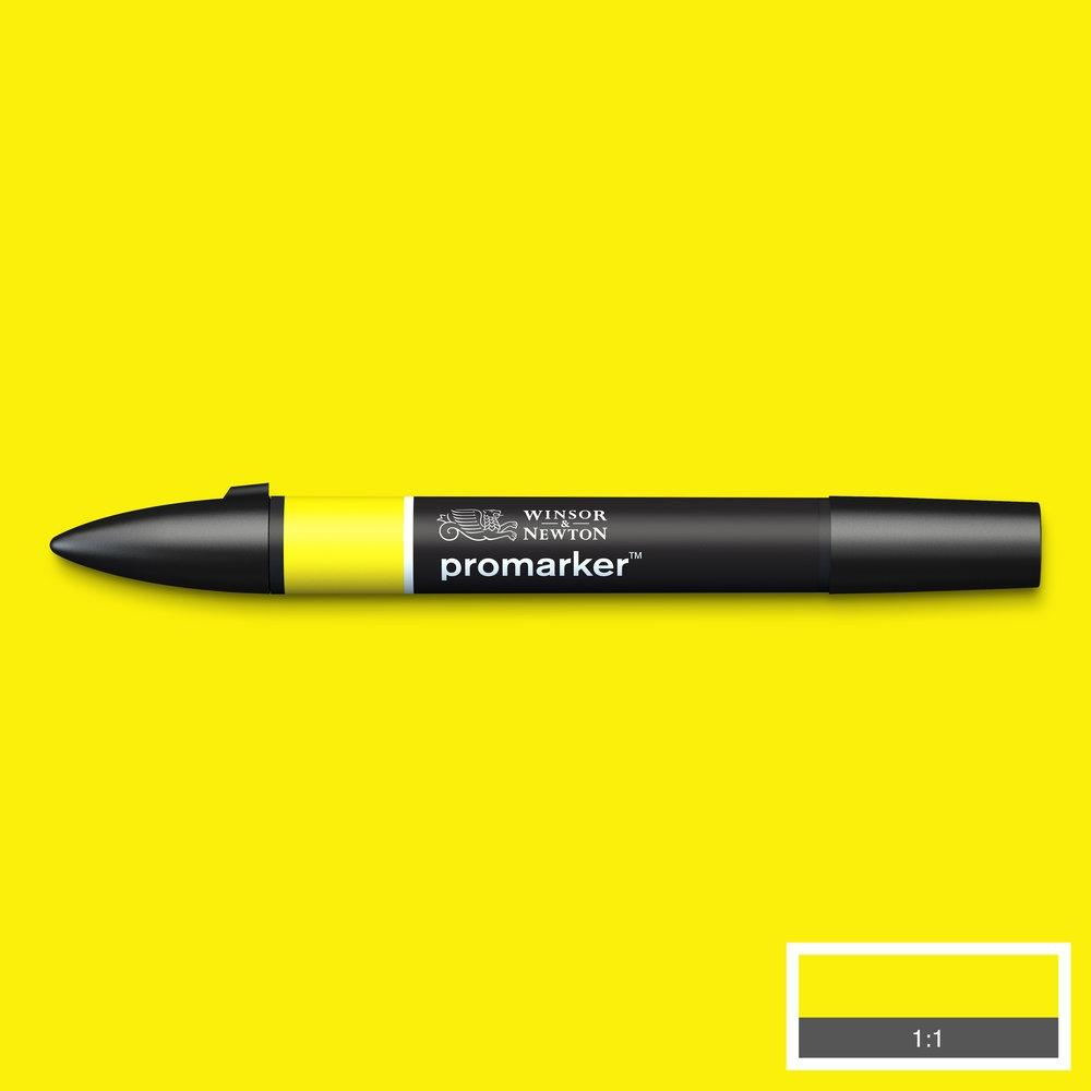 WN PROMARKER YELLOW (Y657)